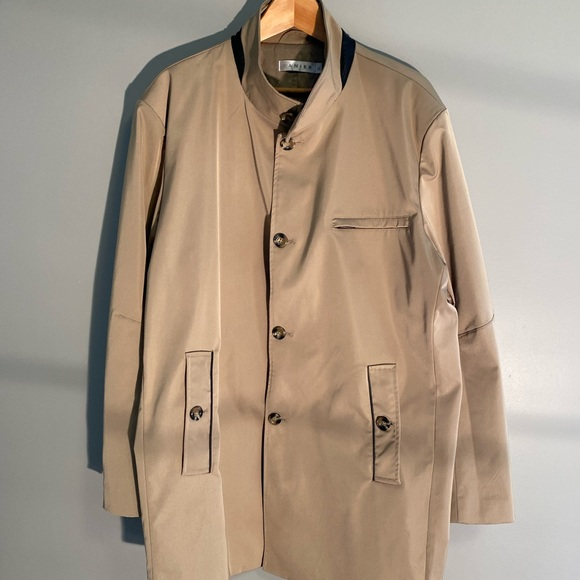 Daniel Trench/ Rain Coat- XL
